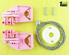 SKODA OCTAVIA eléctrico Kit De Reparación Regulador Ventanilla delantero derecho