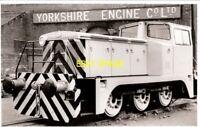 PHOTO  YORKSHIRE ENGINE CO EXPERIMENTAL LOCO