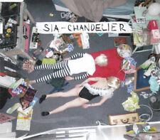 SIA CHANDELIER CD SINGOLO MAXI OTTIMO RARO 2 TRACS