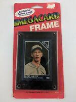 LEFTY GROVE 1925 Philadelphia Athletics MLB HOF 1947 Conlon Megacard Framed 1992