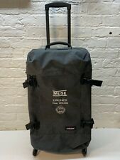 Muse Touring Crew Issue Wheeled EastPak Case Holdall Drones Tour 2015/2016 Rare