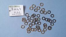 48 SHIMS PINION GEAR 0,20 REEL PART 81047 MOULINET MITCHELL RONDELLE USURE 300