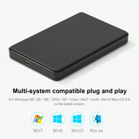 HDD Case 2.5 USB 3.1 SATA3 Hard Drive Enclosure SSD (Type-C to Type-C)