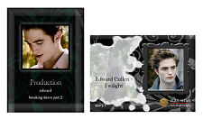 Twilight ~ NAT cards ~ Ltd Edition 22nd Set ~ Breaking Dawn Pt 2 Production ~New