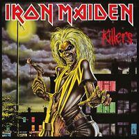 IRON MAIDEN - KILLERS  VINYL LP NEU