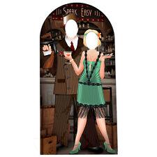 ROARING 20s Speakeasy STAND-IN CARDBOARD CUTOUT Standup Standee Standin Twenties