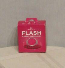 Misfit Flash Fitness + Sleep Monitor Pink New!!!