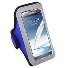 Étuis, housses et coques bleus universels iPhone 5 pour téléphone mobile et assistant personnel (PDA)
