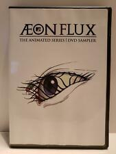 dvd movie Aeon Flux The Animated Series Dvd Sampler Mtv