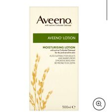 Aveeno Lotion 500g Brand New Boxed- 2x Big Bottles