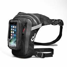 Motorcycle Drop Leg Bag Men Waterproof Tactical Hip Waist Fanny Phone Bike Pack