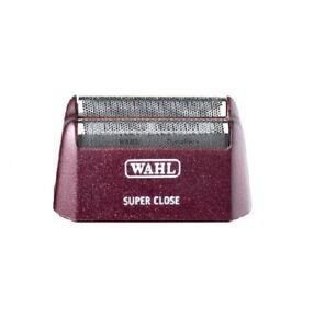 WAHL 5 Star Series Shaver/Shaper Super Close Foil Replacement - SILVER