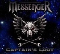 MESSENGER - Captains Loot - Digipak-CD - 205899