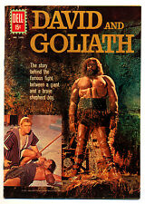David and Goliath Four Color #1205 (Dell) VF7.6