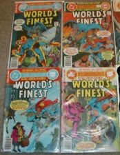World's Finest U-PICK ONE #252,254,256,257,259 or 260 DC Issues PRICED PER COMIC