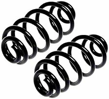 2x Audi A4 8E2, B6 8EC, B7 Without Sports Suspension Rear Coil Spring 2000-2008