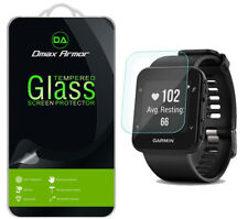3-pack DMAX Armor for Garmin Forerunner 35 Tempered Glass Screen Protector