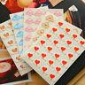 24X Cute Animal Self-adhesive Photo Corner Stickers scrapbook album essentialUA4
