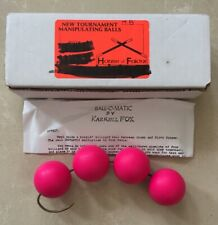 (H)Rare Vintage Stage Magic Trick The  Ball-O-Magic By House Of Fakini