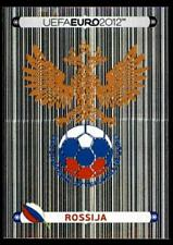 Panini Euro 2012 - Badge - Rossija Russia No. 108