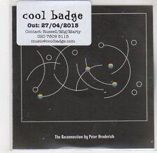 (GF335) Peter Broderick, The Reconnection - 2015 DJ CD