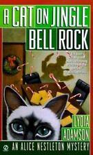 A Cat on Jingle Bell Rock (An Alice Nestleton Mystery)-ExLibrary