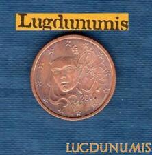 Pièces euro pour 2 Euro année 2000