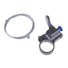 Levier de verrouillage à distance du vélo avec câble intérieur pour