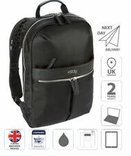 """Señoras 15.6"""" mochila bolsa de negocios de laptop 10.1"""" Ipad Negro IS0603"""