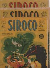 SIROCO. Lot des numéros 1 à 60 - 1942 / 1944. SIMENON.