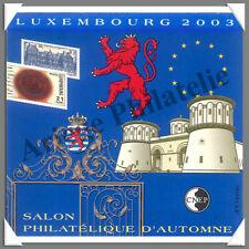 LUXEMBOURG - 2003 - Salon Philatélique de PARIS - NON Dentelé (CNEP N°39)