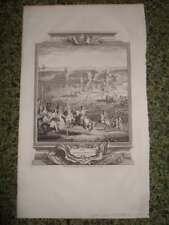 1735,L-VIEW,SIEGE OF DOUAI,25.4.1710,FRANCE,FLANDERS/HAINAUT[LILLE,LENS,ARRAS]