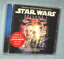 Star Wars Episode 1 Sound Track John Williams (The Force Awakens Movie Film)