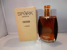 SPARK FOR MEN CLAIBORNE COLOGNE SPRAY 3.4 OZ MIB NEW IN BOX