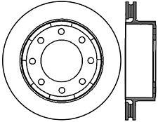 Disc Brake Rotor-Auto Trans Rear Left Stoptech 126.66043CSL