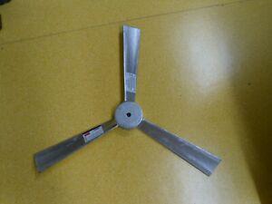 Dayton 3Gre1 Propeller,30 In,5/8 Bore,10,230 Cfm Spark Resistant Cast Aluminum
