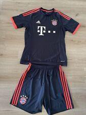 Adidas Fc Bayern München Champions League Trikot + Hose Gr.M 15/16 Wie Neu Shirt