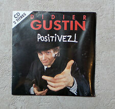 "CD AUDIO / DIDIER GUSTIN ""POSITIVEZ! "" CD 2T 1993 ESSILON 861 464-2 NEUF SCELLE"