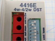4416E   / 	4 WIRE TO 2 WIRE DST /  TELLABS