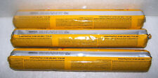 Sikaflex 1A Polyurethane Sealant White Caulk Lot 3 Sausage Construction Adhesive