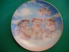 Dreamsicles The Flying Lesson by Kristin Haynes Hamilton Mini Plate  #  4059AG
