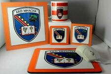 Armagh GAA Mug Mouse Mat Wall Sign Coaster Fridge Magnet gift father's Day