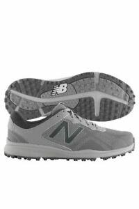 New Balance NBG1801 Breeze 2020 Mens Golf Shoes  - Grey - Pick Size!