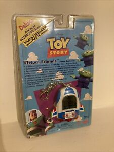 Original Unopened Collectable Toy Story Virtual Friends