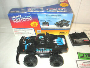 RC Radio Control Nikko Black Panther Monster Truck