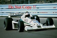 Alan Jones Williams FW06 USA Grand Prix West Long Beach 1978 Photograph 3