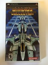 Gradius Collection - Sony PSP - Replacement Case - No Game
