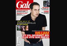 GALA N° 871--WILLIAM ROI/ALEXANDER MC QUEEN/DR HOUSE/CLOTILDE COURAU