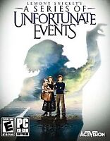 New: Vintage Lemony Snicket's A Series of Unfortunate Events (PC, 2004)