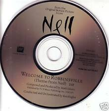 MARK ISHAM Welcome to Robinsville NELL PROMO CD Single